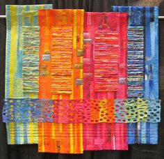 The Pacific International Quilt festival always includes a wonderful array of quilts and I really enjoyed this year's selections. Each year my favorite exhibit is the International Entries of…
