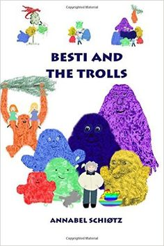 The adventures of Besti, Lula and the seven coloured trolls that they meet on their walks ..including an unhappy red dragon, a rainbow coloured duck, and Besti's eldest grandchildren, two little girls called Ella and Sophia. This is a collection of the first four books in the Troll Stories series: 'Blue Troll's Broken Berry Rod', 'Rainbow Duck and the Burglar Birds', 'When Orange Troll Couldn't Climb Trees' and 'The Rainbow Cake'. ..fun and easy to follow, with ..colourful illustrations.