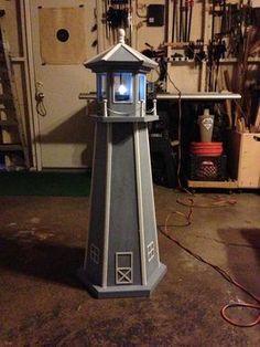 Garden Lighthouse