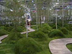 Grand Designs, Diarmuid Gavin show garden