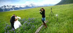 The Wedding Photographer's Wish List  ALASKA PHOTOGRAPHERS SHARE THEIR WEDDING PHOTO SECRETS  Photo: Chugach Peaks Photography