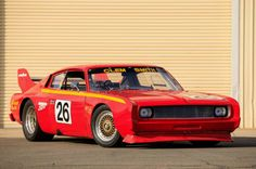 Learn more about Mid-Engined Transaxle Touring Car: 1978 Chrysler Valiant Charger on Bring a Trailer, the home of the best vintage and classic cars online. Australian Vintage, Australian Cars, Chrysler Charger, Chrysler Valiant, American Racing, Sports Sedan, Vintage Race Car, Classic Cars Online, Mopar