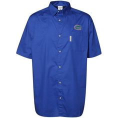 Columbia Florida Gators Performance Button Down Polo