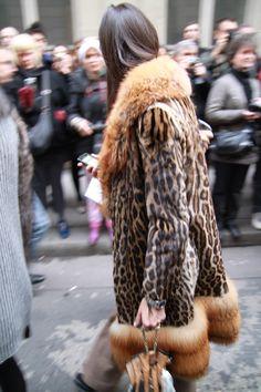 Paris Fashion Week, Courtesy Vogue France