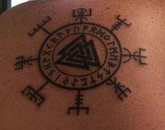 valknut tattoo - Google-søgning