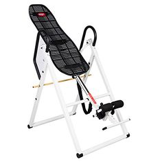 EMER 330 LBS Lumbar SupportFoldablePro Deluxe Inversion Therapy Table Chiropractic Table Exercise Back Reflexology >>> You can get more details by clicking on the image.