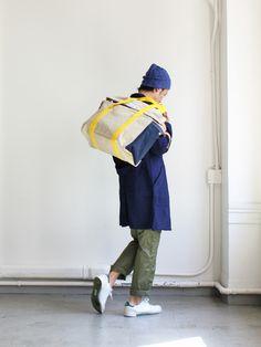 nanamica Tote Bag L Strato