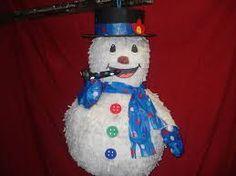 piñatas sencillas de navidad - Buscar con Google