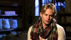 Into the Woods Billy Magnussen Rapunzel´s Prince Behind the Scenes Movie...