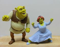 Figurine SHREK  Mes collections (DISNEY & cie)