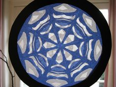 raam hanger winter mandala   Flickr - Photo Sharing!
