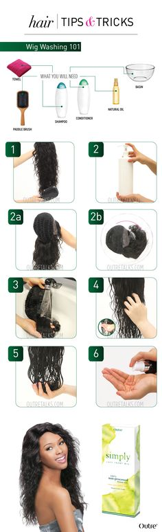 Wigs 101: How to Wash a Human Hair Wig