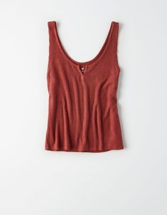 Shop Women's Layering Tank Tops from American Eagle online. Our Layering Tank Tops are available in tons of styles, colors and fabrics so you have the right one for you. Cute Summer Outfits, Cool Outfits, Fashion Outfits, Punk Fashion, Lolita Fashion, Fashion Boots, Crochet Tank Tops, Cute Tank Tops, Crop Tops