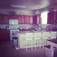 My pretty kitchen at Home by Ally