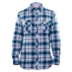 Camisa Flanela Qix Xadrez