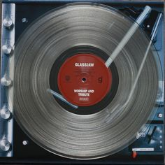 Glassjaw - Worship and Tribute (clear LP)