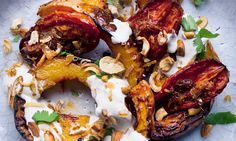 Yotam Ottolenghi and Ramael Scully, head chef at his acclaimed restaurant Nopi, reveal the secret of their tastiest vegetable starters, sides and main courses....multiple Ottolenghi recipes