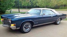 1971 Pontiac Grandville Convertible Trans Am Pontiac, Pontiac Cars, Chevrolet Corvette, Chevy, Cool Car Pictures, Car Pics, 1960s Cars, Pontiac Bonneville, Pontiac Grand Prix