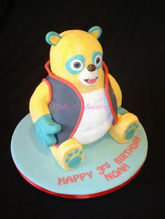 Pin Coolest Special Agent Oso Cake Pinterest - Quoteko.com http://quoteko.com/pin-coolest-special-agent-oso-cake-pinterest.html