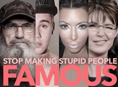 Sure I've pinned this before, but this is a new lineup of stupid people..... http://www.pinterest.com/rmharris3/time-to-stand-up-ii-fight-the-power/ . http://www.pinterest.com/pin/199495458467967593/
