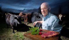 Cambridge farmer Colin Brown is this year's Steak of Origin grand champion. Cambridge, Farmer, Lamb, Steak, Champion, Beef, Marketing, Canning, The Originals