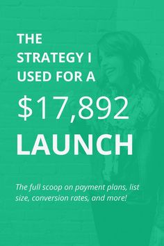 Super helpful! Revealing post shares tons of numbers behind the scenes of a launch.