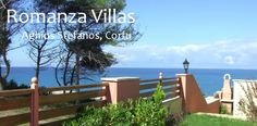 Holiday Villas in Agios Stefanos, Corfu Romanza Villas