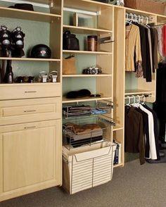 Basket Options For Your Closet Design   Inspiration California Closets DFW