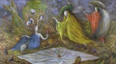 Leonora Carrington - pinturas (23)