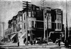 """Dr. HH Holmes,serial killer hotel was downtown chicago & nicknamed the Murder Castle. Holmes is said to have killed between 27 & 200 people. Holmes built hotel at the end of 18th century to profit on Chicago's World'Fair & visitors. His hotel had over 60 rooms for guests, including  alarms in each """"prison room"""" in case a victim attempted esca.........true read The Devil In The White City"""