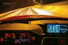 Through the night - The story of a BMW 3 Series Touring through a winterly Norway - http://www.bmwblog.com/2017/04/10/night-story-bmw-3-series-touring-winterly-norway/