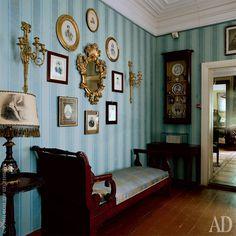 Усадьба в Мураново: фото интерьеров дома, построенного Евгением Баратынским   Admagazine   AD Magazine