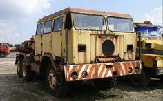 faun truck   by voorwiel