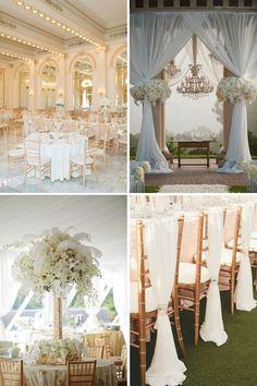 decoracao-com-a-cor-dourada (11) Wedding Dinner, Wedding Events, Wedding Halls, Weddings, Best Wedding Dance, Dream Wedding, Event Planning, Wedding Planning, Wedding Ideas