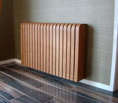 The home of cool bespoke designer radiator covers. The stylish, elegant & intelligent radiator cover solution. Radiator Shelf, Radiator Ideas, Radiator Screen, Painted Radiator, Modern Radiator Cover, Radiator Covers Ikea, Best Radiators, Contemporary Radiators, Casa Clean