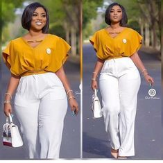 outfits women plus size 90 African Office outfits to try on - Ankara Lovers Curvy Outfits, Classy Outfits, Chic Outfits, Plus Size Outfits, Girl Outfits, Fashion Outfits, Cheap Fashion, Trendy Fashion, Fashion Women