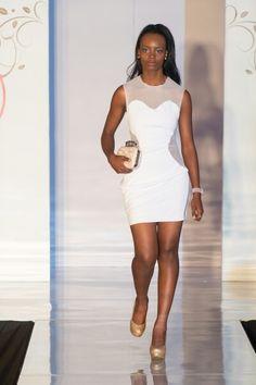 Uberglam Fashion Show 2013-Mpeleng Sanyane