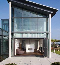 Tilt and slide doors | Aluminium timber hybrid | Designer Range