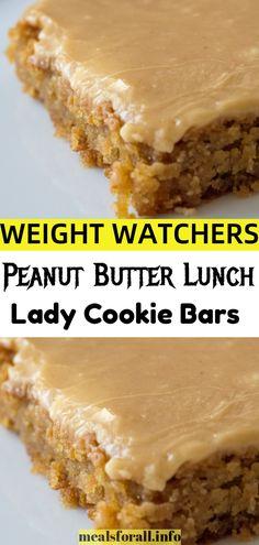 Weight Watcher Desserts, Weight Watcher Cookies, Weight Watchers Meal Plans, Brownie Cookies, Chocolate Chip Cookies, Cookie Bars, Chocolate Tarts, Chocolate Fudge, Ww Desserts
