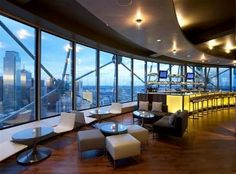 Five Sixty by WolfGang Puck @ Reunion Tower in Dallas. Had the best date here with my sweet ex. That was a fabulous night, I also met Pauly Shore that night  :-)