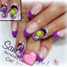 Beauty Secrets, My Nails, Nail Polish, Nail Art, Paint, Pretty, Nails, Amor, Vestidos