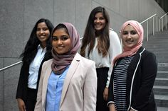 First professional Muslim sorority opens chapter on campus | The Daily Texan