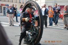 zvláštní motorka