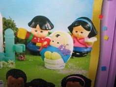fisher price little people asian baby