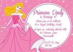 princess aurora birthday party - Google Search