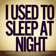 Hustlers don't sleep we take naps! #pdiddy