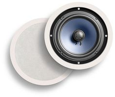 Polk Audio In-Ceiling Speakers (Pair, White) The Polk Audio in-ceiling loudspeaker delivers incredible stereo sound to any room in your Home Audio Speakers, In Wall Speakers, Home Theater Speakers, Audio Room, Home Theater Projectors, Hifi Audio, In Ceiling Speakers, Polk Speakers, Home Theater Setup