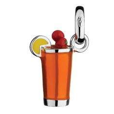Sip cocktails in the sunshine with the Links of London Wimbledon Summer Cocktail Charm.