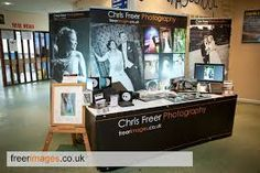 wedding fayre photographer displays - Google Search