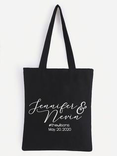 Monogram Tote Bags, Printed Tote Bags, Cotton Tote Bags, Canvas Tote Bags, Party Gift Bags, Wedding Favor Bags, Personalized Gift Bags, Customized Gifts, Shopping Totes